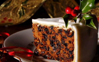 Can you still have Christmas cake for breakfast?